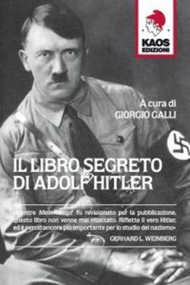 Immagine di LIBRO SEGRETO DI ADOLF HITLER (IL)