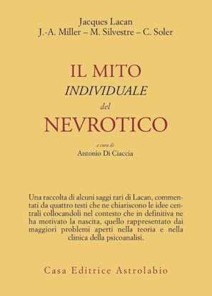 Immagine di MITO INDIVIDUALE DEL NEVROTICO E ALTRI SAGGI (IL)