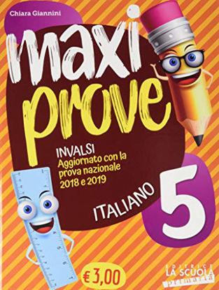 Immagine di MAXI PROVE INVALSI ITALIANO 5