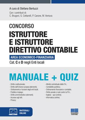 Immagine di CONCORSO ISTRUTTORE E ISTRUTTORE DIRETTIVO CONTABILE AREA ECONOMICO-FINANZIARIA CAT. C E D