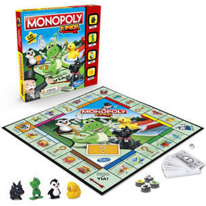 Immagine di MONOPOLY JUNIOR