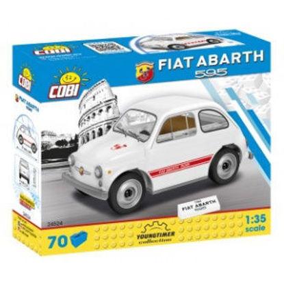 Immagine di FIAT 500 ABARTH 595 1965 - COSTRUZIONI