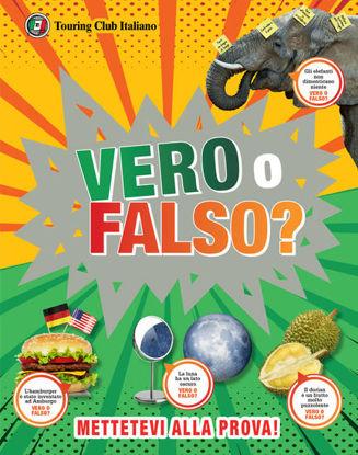 Immagine di VERO O FALSO? GRANDI DOMANDE, RISPOSTE INCREDIBILI!