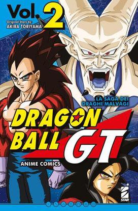 Immagine di SAGA DEI DRAGHI MALVAGI. DRAGON BALL GT. ANIME COMICS (LA) - VOLUME 2