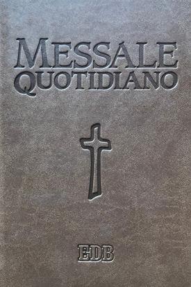 Immagine di MESSALE QUOTIDIANO. FESTIVO E FERIALE. LETTURE BIBLICHE DAL NUOVO LEZIONARIO CEI. NUOVA EDIZ.