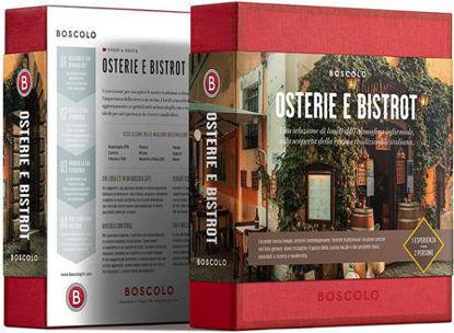 Immagine di OSTERIE E BISTROT- BOSCOLO GIFT