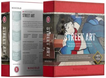Immagine di STREET ART- BOSCOLO GIFT