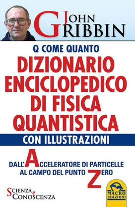 Immagine di DIZIONARIO ENCICLOPEDICO DI FISICA QUANTISTICA.