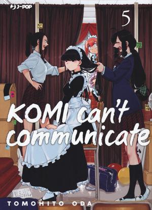 Immagine di KOMI CAN`T COMMUNICATE - VOLUME 5