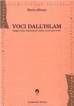 Immagine di VOCI DALL`ISLAM SAGGI LETTERATURA ARABA CONTEMPORANEA