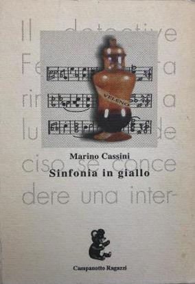 Immagine di SINFONIA IN GIALLO