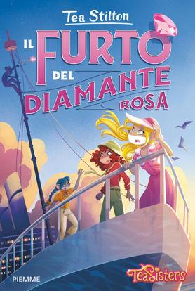 Immagine di FURTO DEL DIAMANTE ROSA (IL)