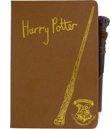 Immagine di NOTEBOOK HARRY POTTER CON PENNA