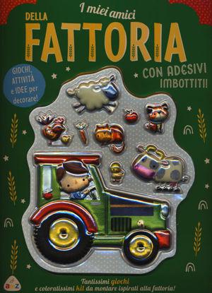 Immagine di MIEI AMICI DELLA FATTORIA. STICKER IMBOTTITI (I)