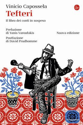 Immagine di TEFTERI. IL LIBRO DEI CONTI IN SOSPESO