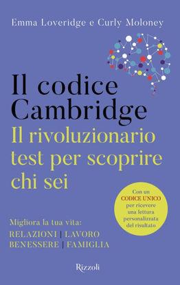 Immagine di CODICE CAMBRIDGE. IL RIVOLUZIONARIO TEST PER SCOPRIRE CHI SEI (IL)