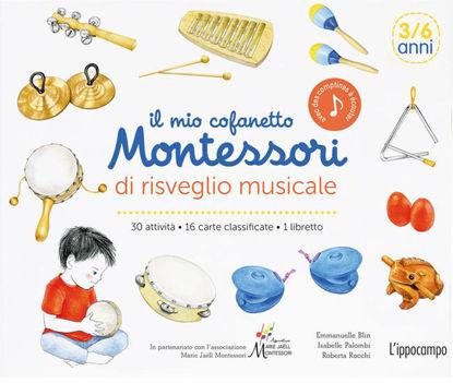 Immagine di MIO COFANETTO MONTESSORI DI RISVEGLIO MUSICALE. CON PRODOTTI VARI (IL)