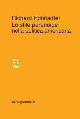 Immagine di stile paranoide nella politica americana (lo)
