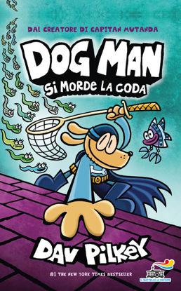 Immagine di DOG MAN SI MORDE LA CODA