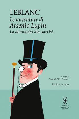 Immagine di DONNA DAI DUE SORRISI (LA). LE AVVENTURE DI ARSENIO LUPIN.