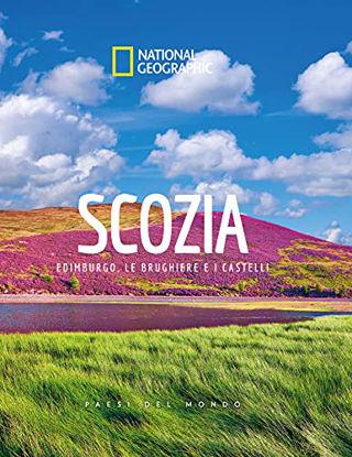 Immagine di SCOZIA: EDIMBURGO. LE BRUGHIERE E I CASTELLI. PAESI DEL MONDO NATIONAL GEOGRAPHIC