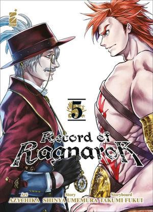 Immagine di RECORD OF RAGNAROK - VOLUME 5