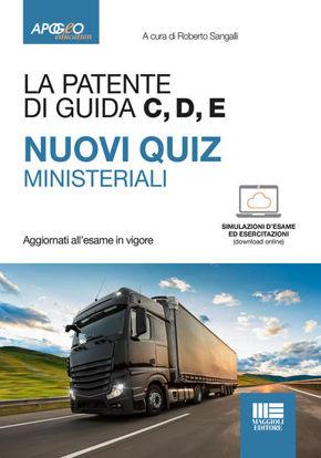 Immagine di PATENTE DI GUIDA C,D,E NUOVI QUIZ MINISTERIALI 2021