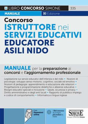 Immagine di CONCORSO ISTRUTTORE NEI SERVIZI EDUCATIVI. EDUCATORE ASILI NIDO.