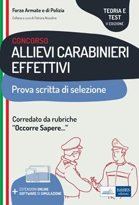 Immagine di CONCORSO ALLIEVI CARABINIERI EFFETTIVI. PROVA SCRITTA DI SELEZIONE