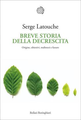 Immagine di BREVE STORIA DELLA DECRESCITA ORIGINE, OBIETTIVI, MALINTESI E FUTURO
