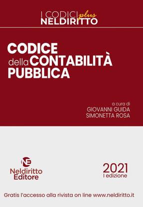 Immagine di CODICE DELLA CONTABILITA` PUBBLICA 2021.