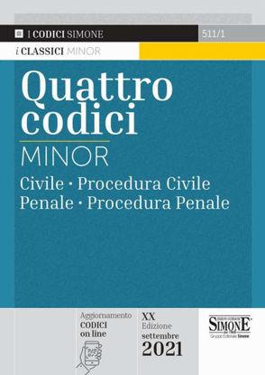 Immagine di QUATTRO CODICI - VOLUME 511/1