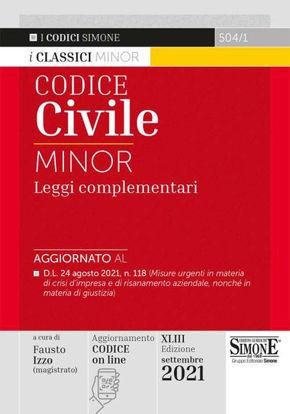Immagine di CODICE CIVILE - VOLUME 504/1