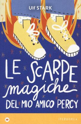 Immagine di SCARPE MAGICHE DEL MIO AMICO PERCY (LE)